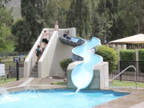 Montagu Caravan Park - Montagu Accommodation