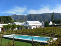 The Vineyard Country House - Montagu Accommodation