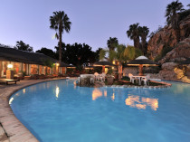 Avalon Springs Hotel - Accommodation