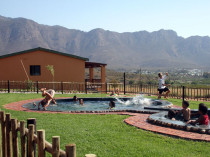 Le Domaine Self Catering Farm Cottages - Montagu Accommodation