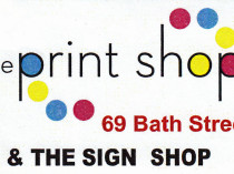 The Print Shop - For all your printing needs!
