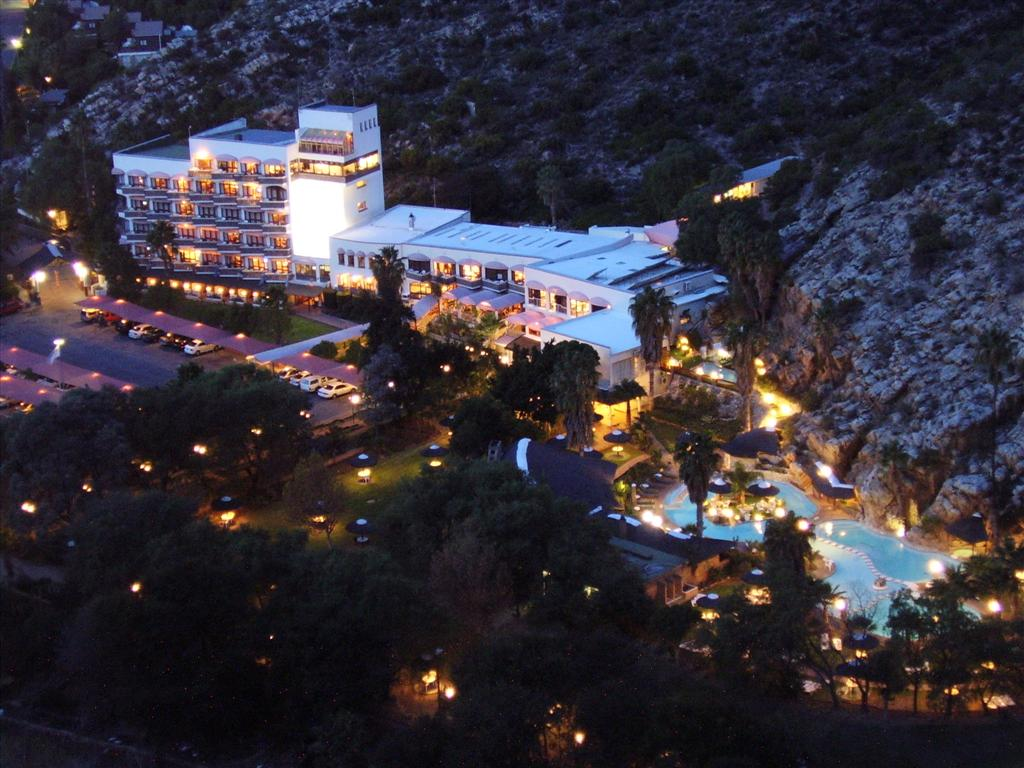 Avalon Springs Hotel Montagu Accommodation