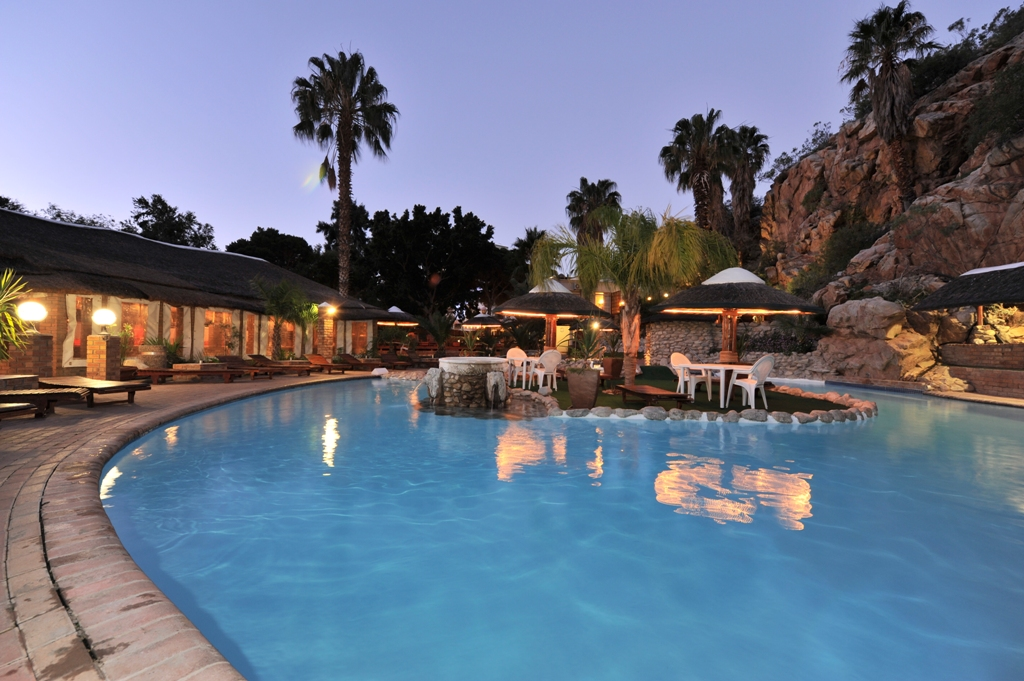 avalon springs hotel montagu south africa