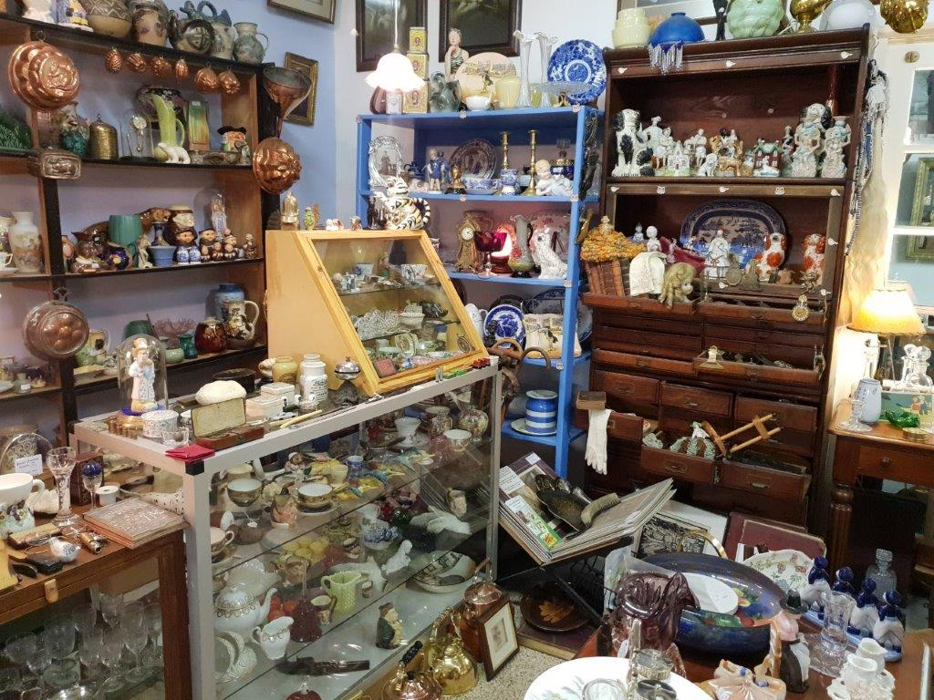 Penny Farthing Antiques Montagu Business