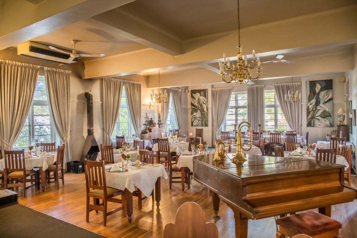 The Dining Room @ Montagu Country Hotel - Restaurant