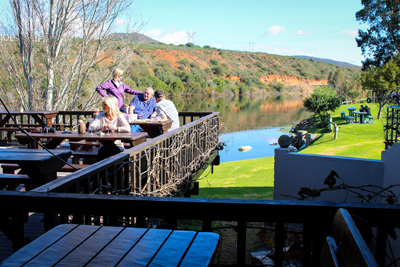 Viljoensdrift Wines and River Cruises - Things to do in Montagu